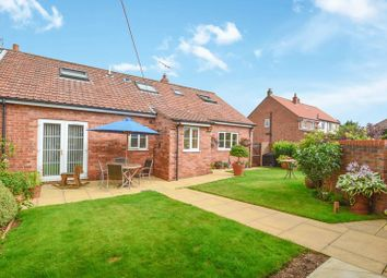 Thumbnail 4 bed semi-detached bungalow for sale in Scarborough Road, Rillington, Malton