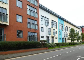 Thumbnail 2 bed flat for sale in St. Christophers Court, Maritime Quarter, Swansea