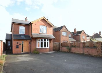 Thumbnail 3 bed detached house for sale in Evesham Road, Astwood Bank, Redditch