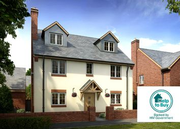 Thumbnail 5 bedroom detached house for sale in Woodbury Road, Clyst St George, Devon