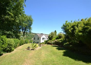 Thumbnail 4 bed detached bungalow for sale in Knowle Gardens, Combe Martin, Ilfracombe