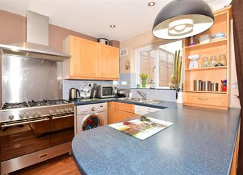 Thumbnail 3 bed link-detached house for sale in Bamborough Close, Southwater, Horsham, West Sussex