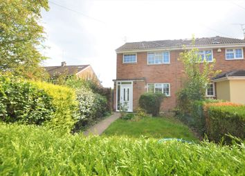 Thumbnail 3 bed semi-detached house to rent in Firgrove Road, Yateley