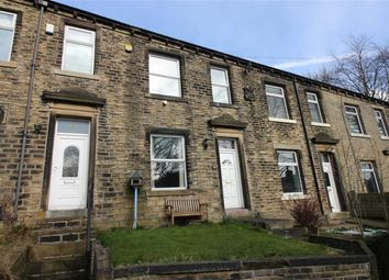 Thumbnail 3 bed terraced house for sale in Station Road, Golcar, Huddersfield
