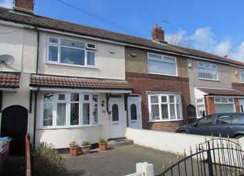 Thumbnail 3 bed terraced house for sale in Carr Lane East, Croxteth, Liverpool