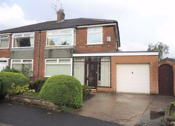 3 bed semi-detached house for sale in Corrie Close, Denton, Manchester M34