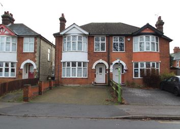 Thumbnail 3 bedroom semi-detached house for sale in Clapgate Lane, Ipswich