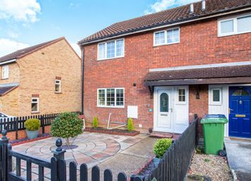 Thumbnail 3 bed end terrace house for sale in Monarch Road, Eaton Socon, St. Neots