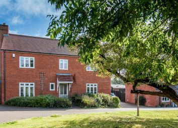 Thumbnail 4 bed detached house for sale in Little Stocking, Shenley Brook End, Milton Keynes