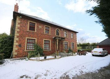 Thumbnail 5 bed detached house for sale in Middlewich Road, Winsford, Cheshire