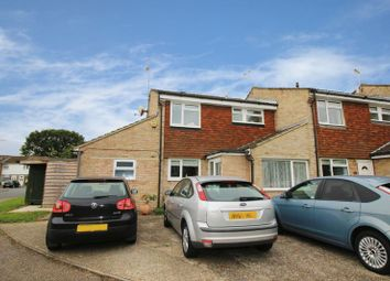 Thumbnail 4 bed end terrace house for sale in Holmcroft, Crawley
