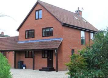 Thumbnail 5 bedroom detached house for sale in Newton Poppleford, Sidmouth, Devon