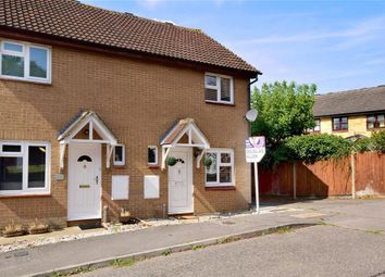 Thumbnail 2 bed semi-detached house for sale in Brompton Close, Billericay, Essex