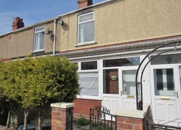 Thumbnail 2 bed terraced house to rent in Elm Avenue, Grimsby