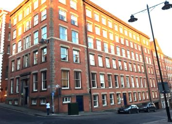 Thumbnail 2 bedroom flat to rent in Stoney Street, Nottingham