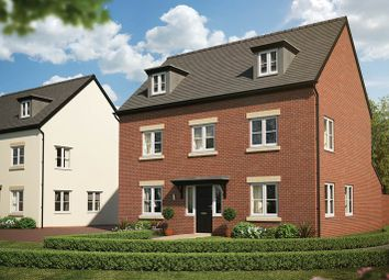 Thumbnail 5 bedroom detached house for sale in Sovereign Chase, Tregwilym Road, Rogerstone