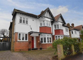 Thumbnail 5 bed semi-detached house for sale in Hadleigh Road, Leigh-On-Sea, Essex