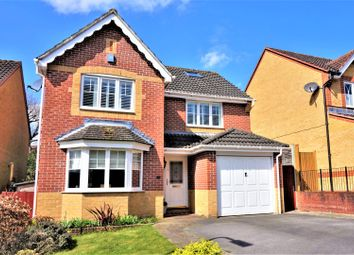 Thumbnail 5 bed detached house for sale in Blackthorn Drive, Thatcham