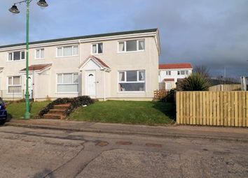 Thumbnail 3 bedroom end terrace house for sale in Sound Of Kintyre Machrihanish, Campbeltown