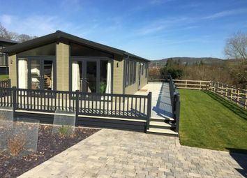 Thumbnail 2 bed lodge for sale in Gorse Hill, Conwy