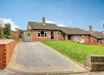 Thumbnail 1 bed bungalow for sale in School Lane, Hints, Tamworth
