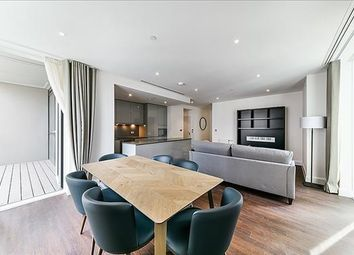 3 bed flat to rent in Sirocco Tower, Nr Canary Wharf, London E14