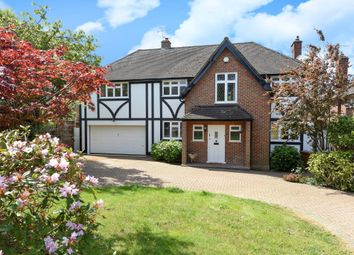 Thumbnail 5 bedroom detached house to rent in Northwood HA6,