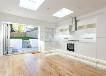 Thumbnail 3 bed terraced house for sale in Barrenger Road, Muswell Hill