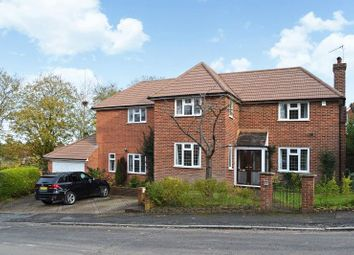 4 bed detached house for sale in Pewley Way, Guildford GU1