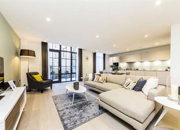 Thumbnail 3 bed flat for sale in Valentine Place, London