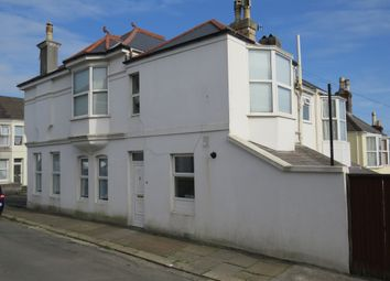 Thumbnail 1 bed flat for sale in Rosebery Road, St Judes, Plymouth