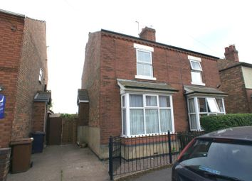 Thumbnail 2 bed semi-detached house to rent in Kimberley Road, Borrowash, Derby