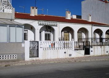 Thumbnail 2 bed terraced bungalow for sale in Urbanización La Marina, Costa Blanca South, Costa Blanca, Valencia, Spain