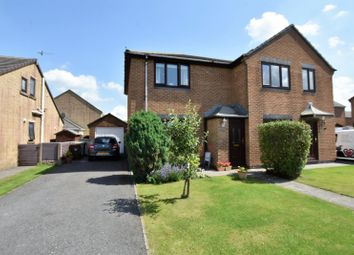 Thumbnail 2 bed semi-detached house for sale in Beaumont Drive, Dove Holes, Buxton