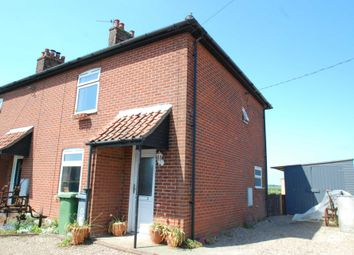Thumbnail 3 bed semi-detached house to rent in The Common, Freethorpe, Norwich
