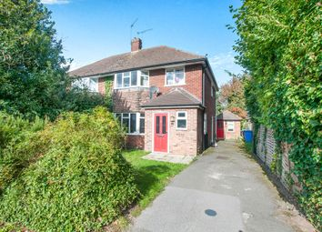 Thumbnail 3 bed semi-detached house for sale in Bannard Road, Maidenhead