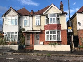 Thumbnail 4 bed semi-detached house for sale in Pownall Road, Hounslow, Greater London