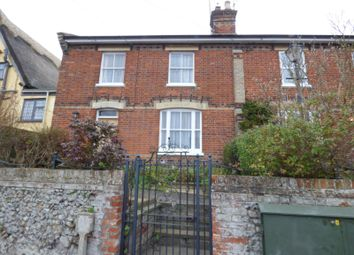 Thumbnail 2 bedroom end terrace house to rent in Prospect Terrace, Rectory Road, Kedington