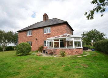 Thumbnail 4 bed detached house for sale in Ashwood Lane, Ash Parva, Whitchurch
