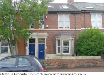 Thumbnail 7 bed terraced house to rent in Rothbury Terrace, Newcastle Upon Tyne