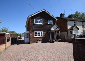 Thumbnail 3 bed detached house for sale in Coleford Bridge Road, Mytchett, Camberley