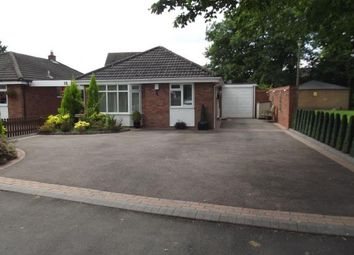 Thumbnail 2 bed bungalow for sale in Stour Close, Burntwood