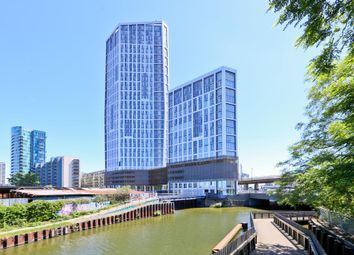 Thumbnail 2 bed flat for sale in City West Tower, 6 High Street, London