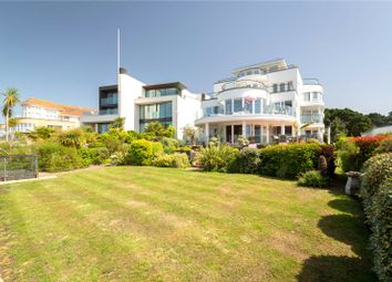 Apartment 2, 10 Panorama Road, Sandbanks, Poole BH13. 3 bed flat for sale
