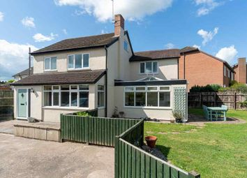 Thumbnail 4 bed detached house for sale in Pulley Lane, Bayston Hill, Shrewsbury