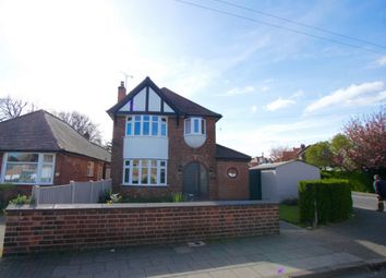 Thumbnail 3 bed flat for sale in Hall Drive, Beeston