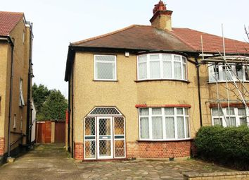 Thumbnail 3 bed semi-detached house for sale in Courtfield Avenue, Harrow-On-The-Hill, Harrow