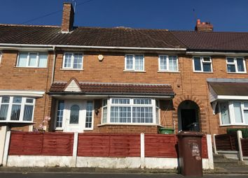 Thumbnail 3 bed terraced house to rent in Remington Road, Walsall