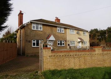 Thumbnail 3 bed semi-detached house for sale in Sutton Cross Roads, Biggleswade Road, Sutton, Sandy
