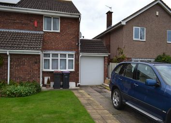 Thumbnail 2 bed semi-detached house to rent in Bryony Rise, Telford